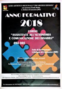 Locandina Liceo Artistico - Autofinanziato