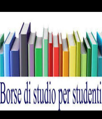 PAGAMENTO BORSE DI STUDIO REGIONALI SCUOLE SUPERIORI A.S.2014/2015 e A.S.2015/2016